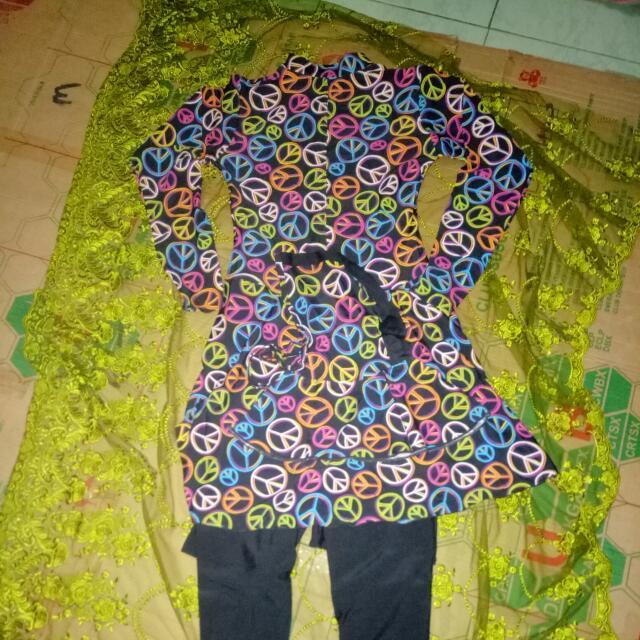 Baju Renang Ukuran M