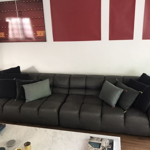 Bu0026B Italia TUFTY TIME SOFA, Home U0026 Furniture, Furniture, Sofas On Carousell