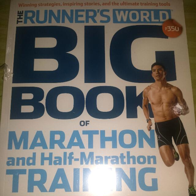 Big Book of Marathon! 💝  Good read! 😊