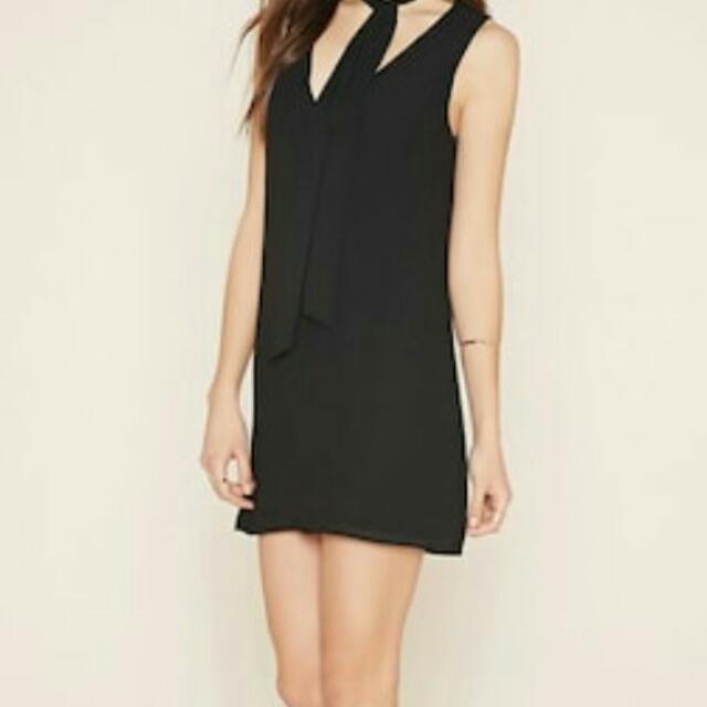 Black Forever 21 Dress (Sell Asap)