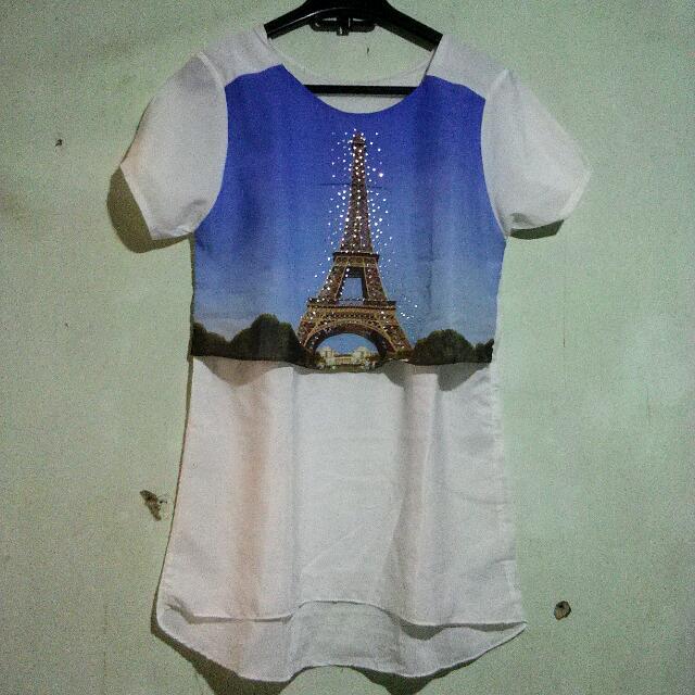 Blouse Paris