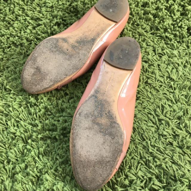 Blush Patent Calf Varina Flats (nego!)
