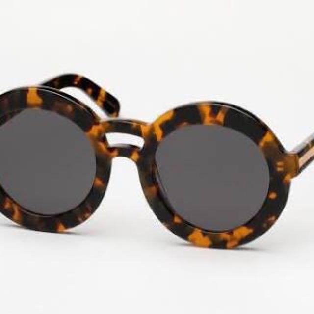 BNWT Karen Walker Joyous Sunglasses