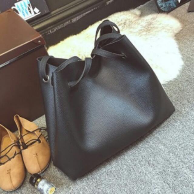 Brandnew Bag Black -