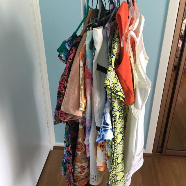 Bulk Clothes Size 10