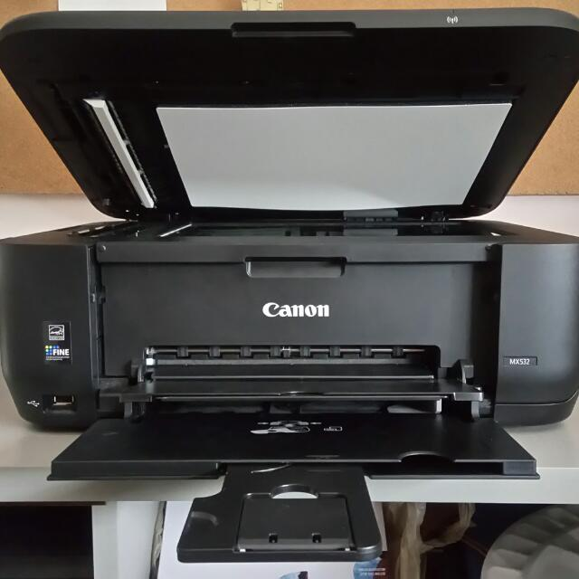 Canon MX532 Inkjet Printer