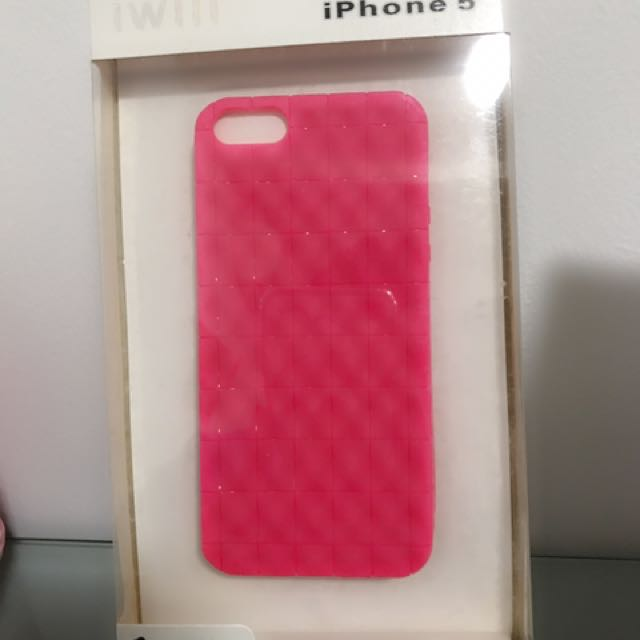 Casing iphone 5 Pink