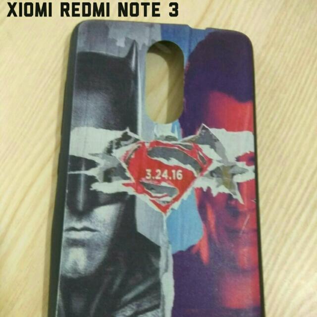 CASING REDMI NOTE 3 (XIOMI)