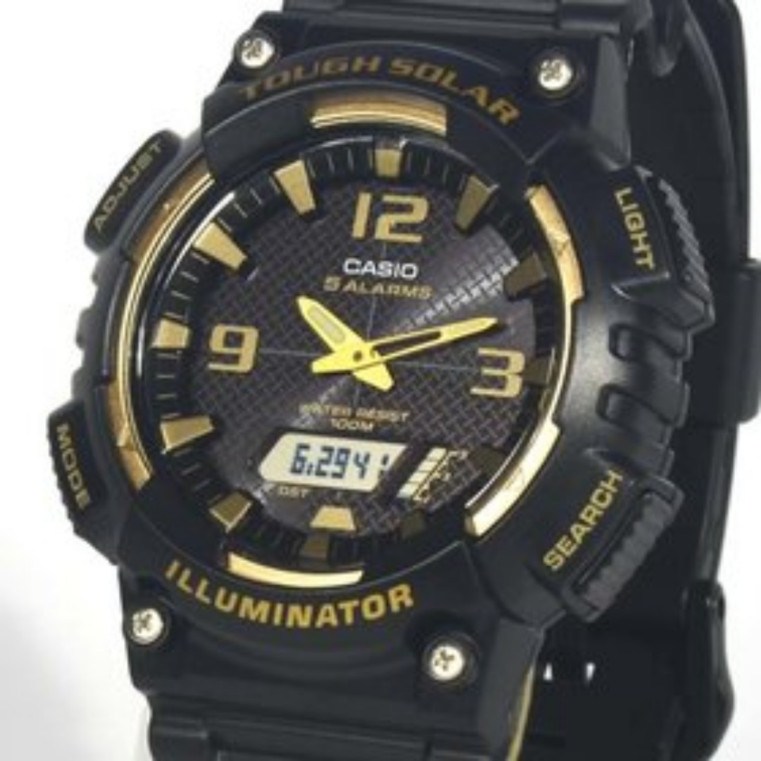 black klawk s solar clipped watches mens products casio g rev multiband men affa shock dsc tough watch atomic
