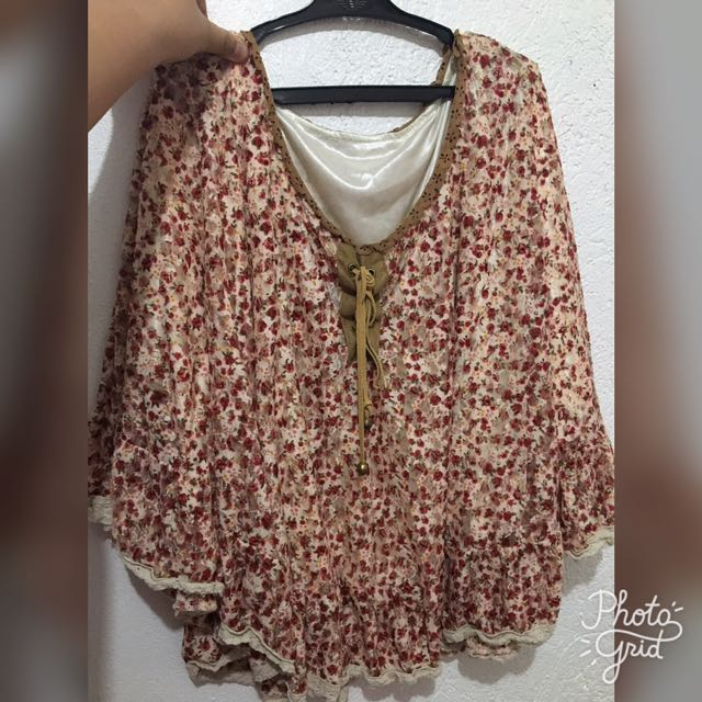 Classy Blouse (For Plus Size)