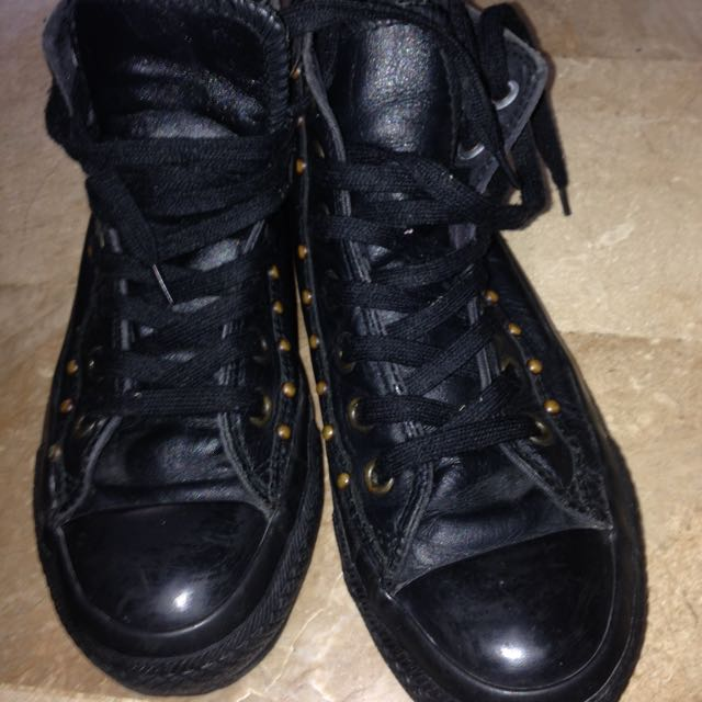 Converse Leather AUTHENTIC