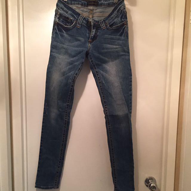 Costa Blanca Jeans