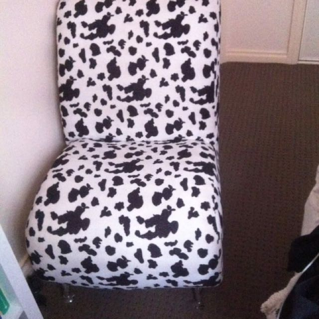 Cow Pattern Couch