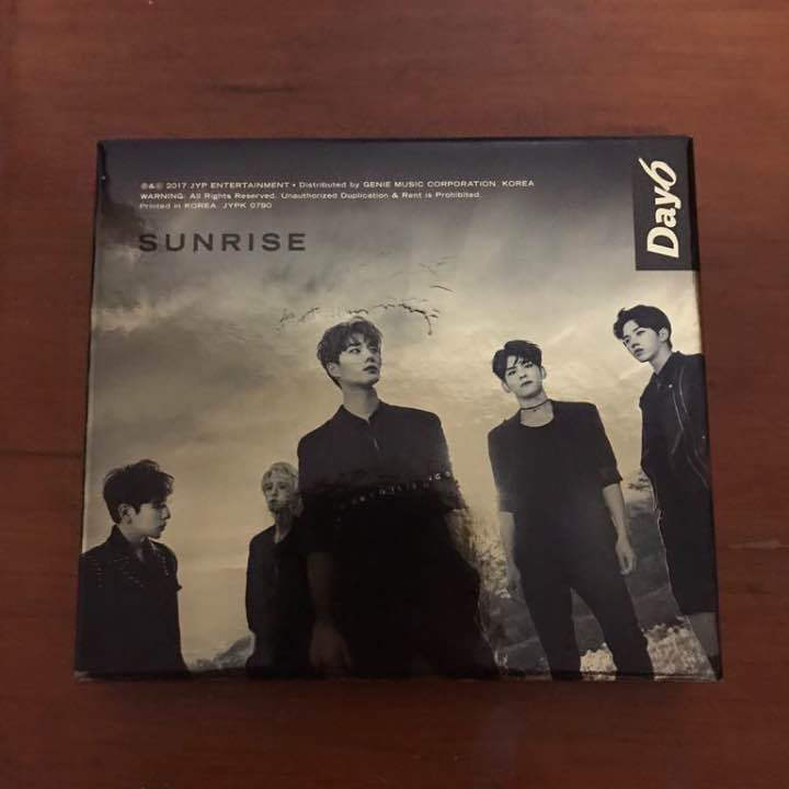 DAY6 1st Full Album SUNRISE on Carousell
