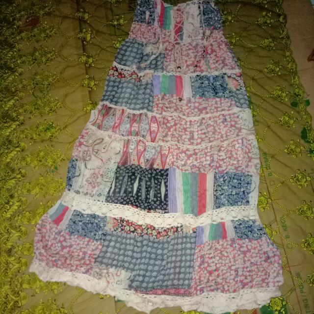 Dress Atau Rok Sifon