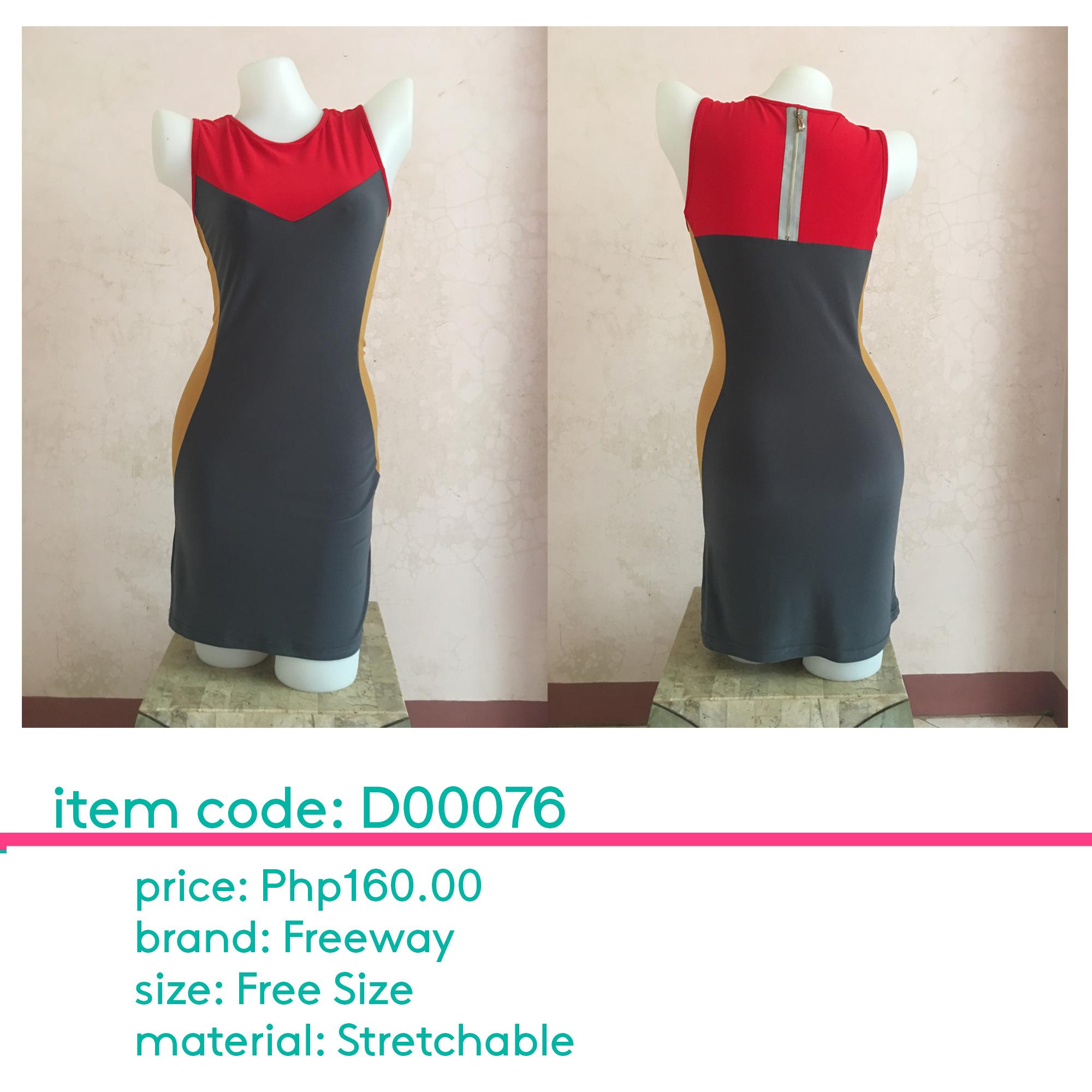 DRESS #D00076