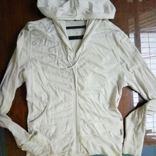 Eiger White Jacket