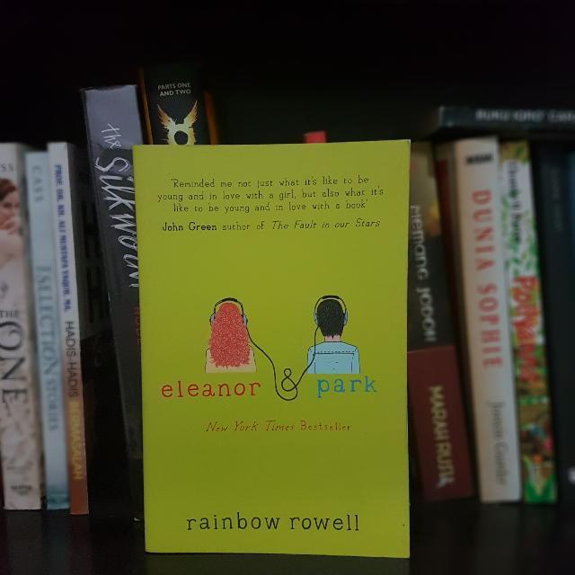 Eleanor & Park (Novel Import)