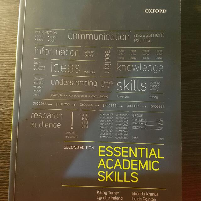 Essential Academic Skills - 2nd Edition