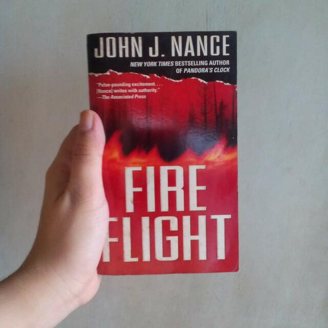 Fire Flight by: John Nance