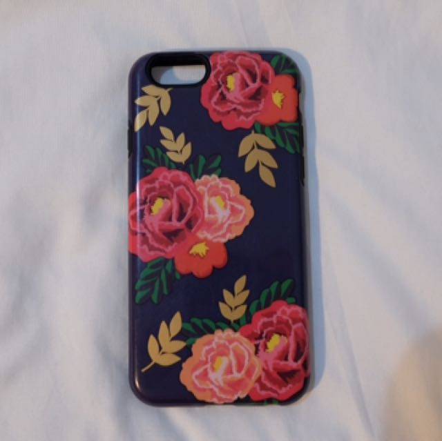 floral cases for iphone 6/6s