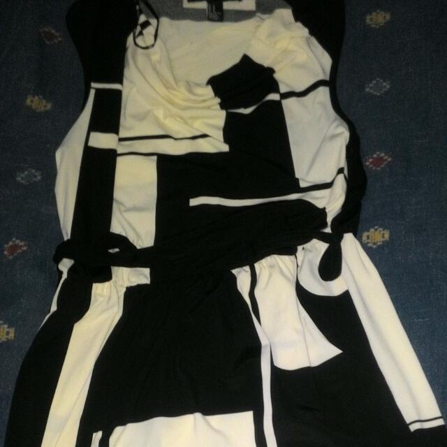 (Repriced) Forever 21 Black Dress