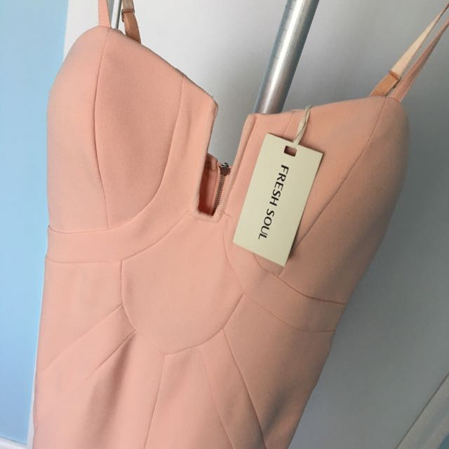 Fresh Soul Size 8 Dress