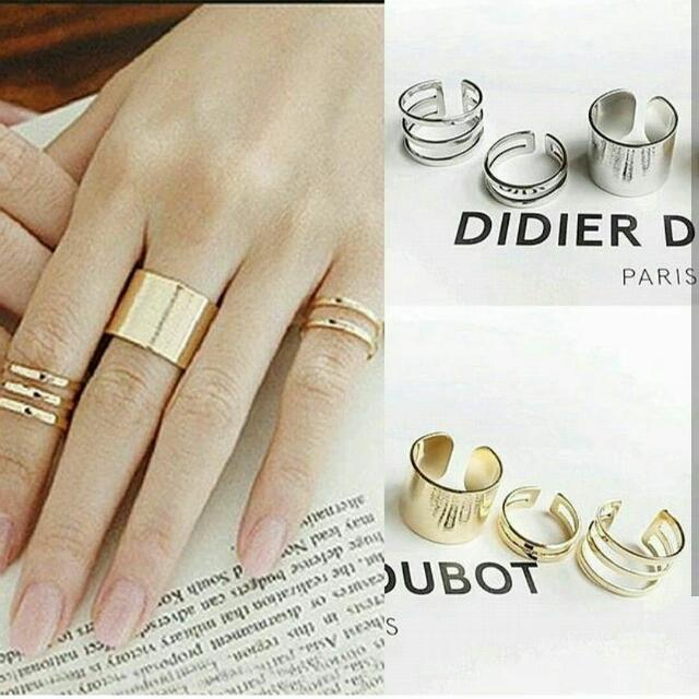 Gold Ring (cincin)
