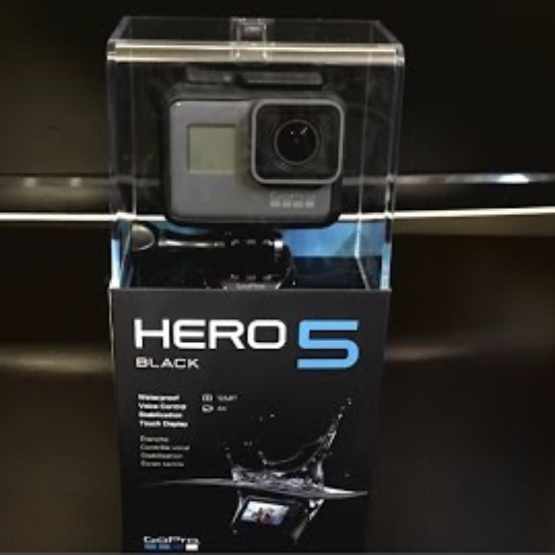 GoPro Hero 5 Black BNIB