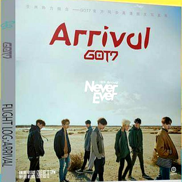 GOT7 PHOTOBOOK W/FREEBIES(New Arrival)