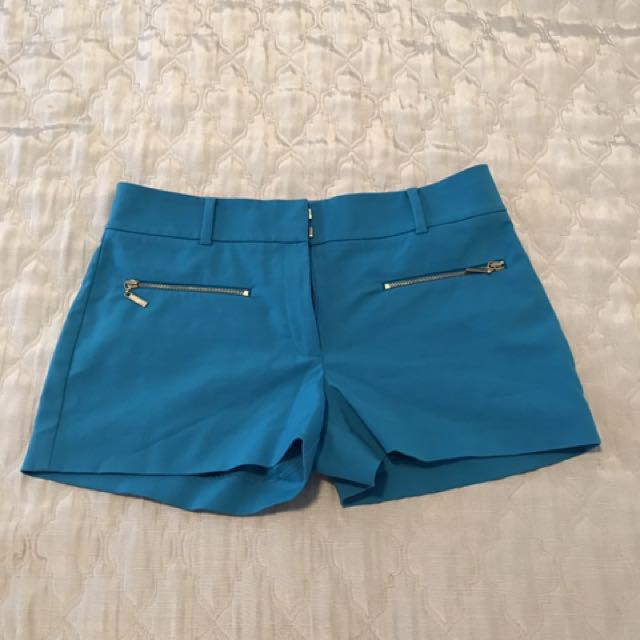 Guess Marciano Light Blue Shorts, Size 4