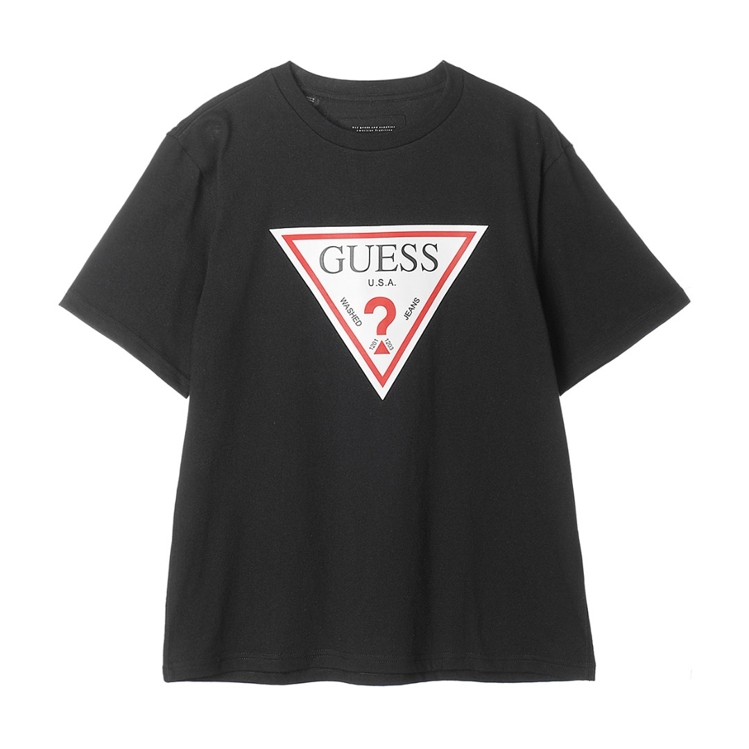 96fba892e GUESS Originals Oversized Logo Tee, Men's Fashion, Clothes on Carousell