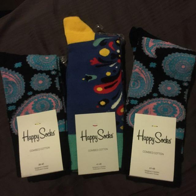 Happysocks襪襪