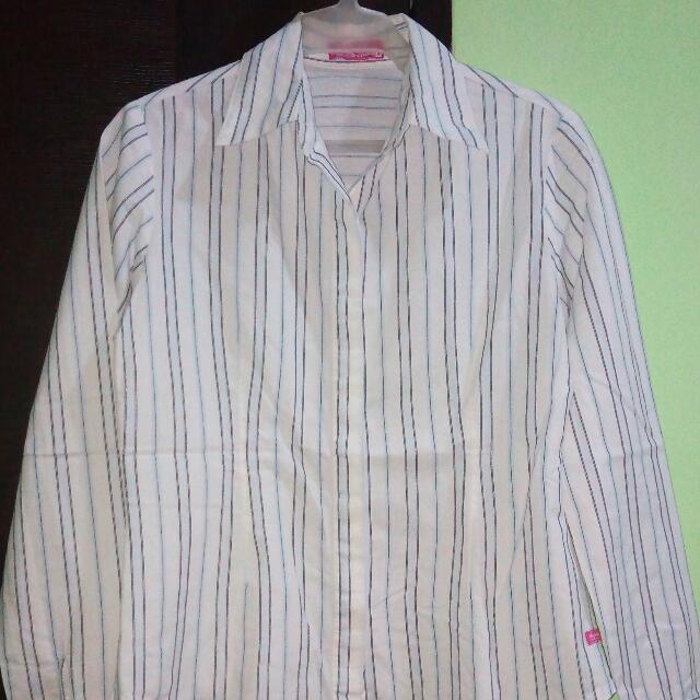 Herbench Polo Stripes