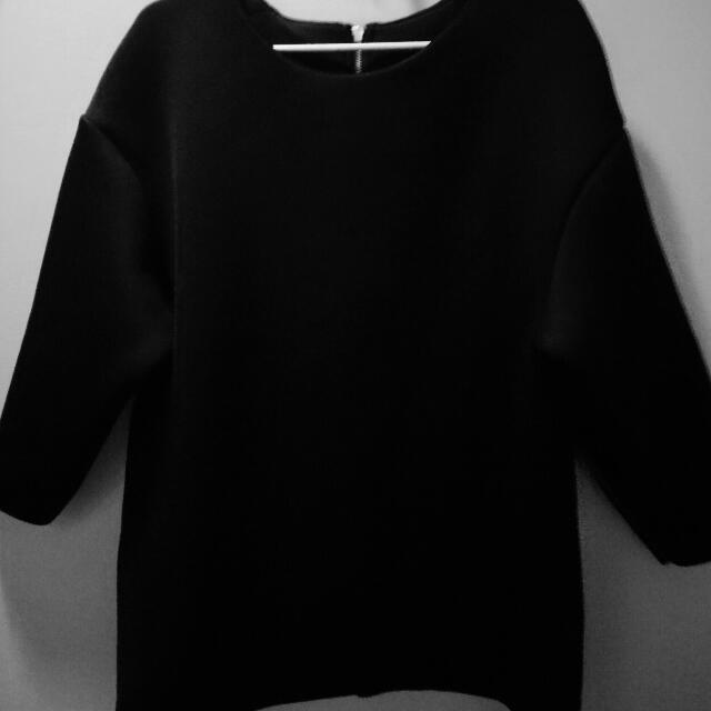 H&M Black Tops