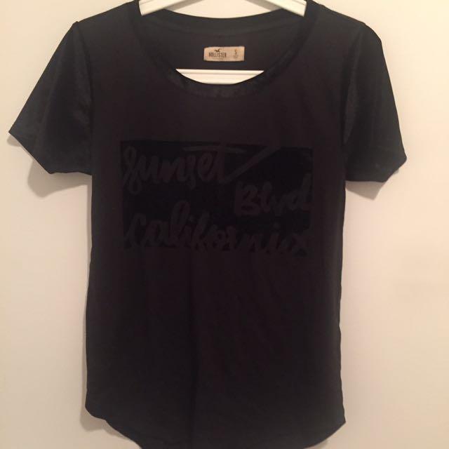 Hollster Brand New T-shirt