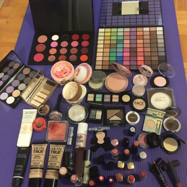 Huge Makeup & Beauty Product Lot For Sale!