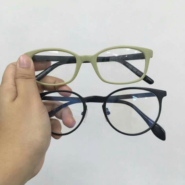 i2i Clear Eye Glasses