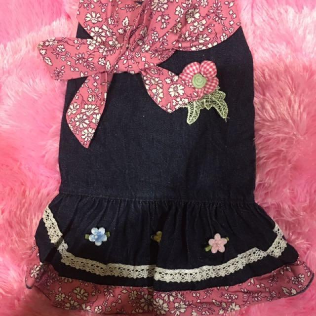 Jeany Pink Dress