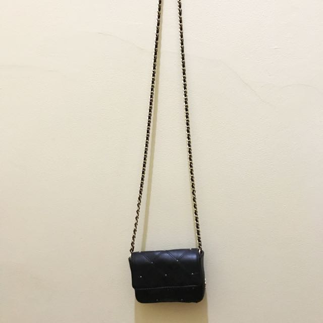 Juicy Couture Black Crossbody
