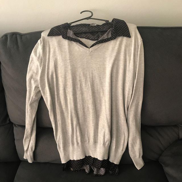 Jumper/winter Shirt