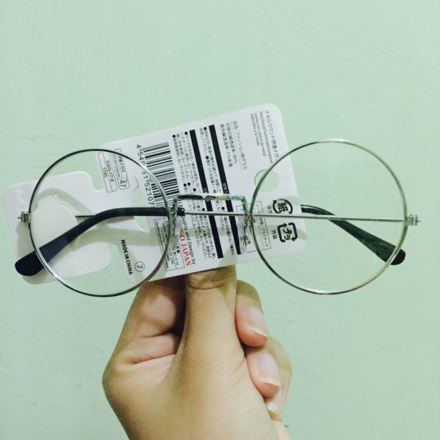 JUNGKOOK's Round Glasses