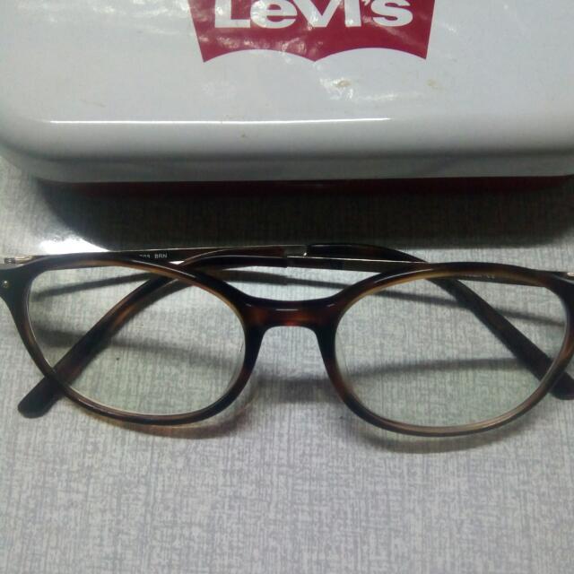 Kacamata Minus Levis Original