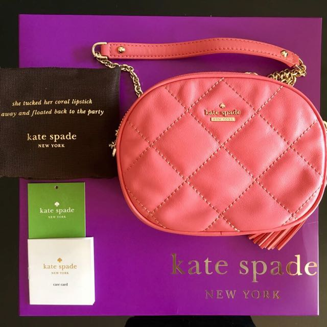b2d784c2c3db Kate Spade Emerson Place Tinley Crossbody, Luxury, Bags & Wallets on ...