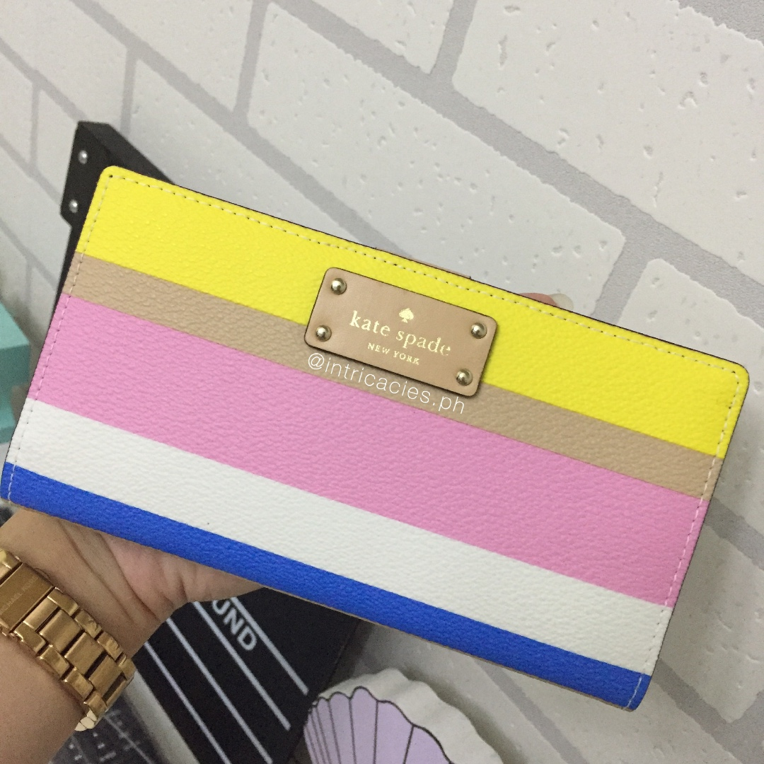 Brand New Kate Spade Stacy Wallet