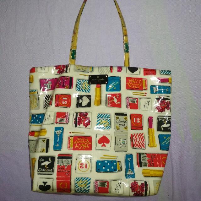 Repriced:Kate Spade Tote Bag Big