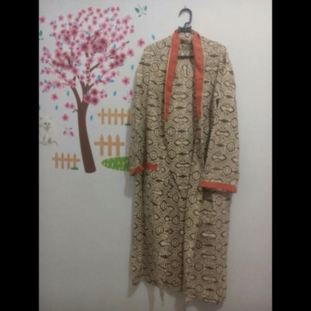 kimono korea all size sampai xxl