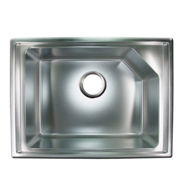 Kitchen sink +drainer tray, Home Appliances on Carousell