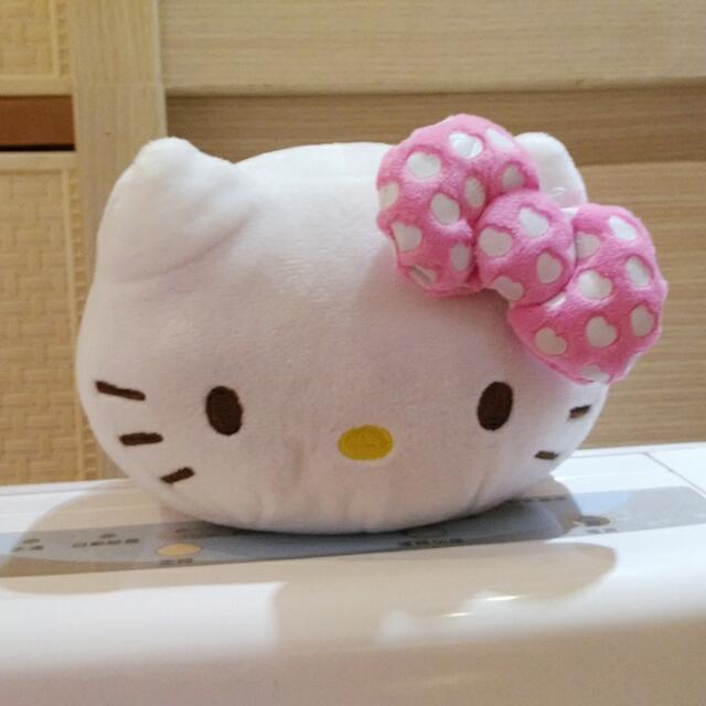 Kitty娃娃手機座