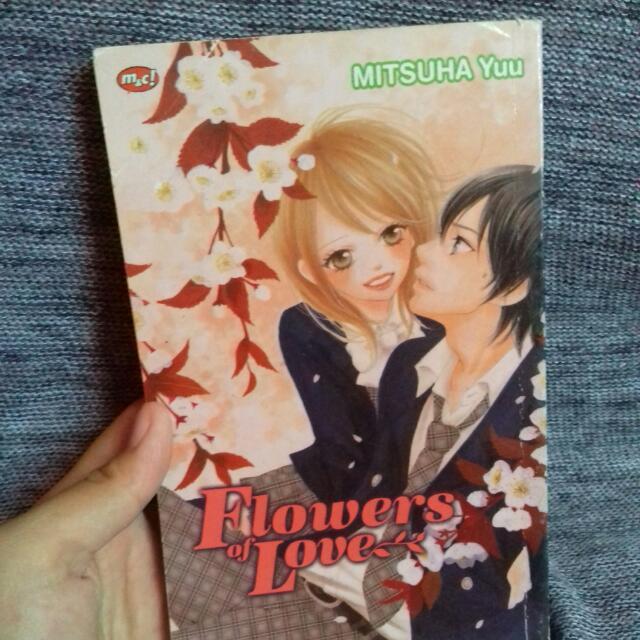 Komik FLOWERS OF LOVE